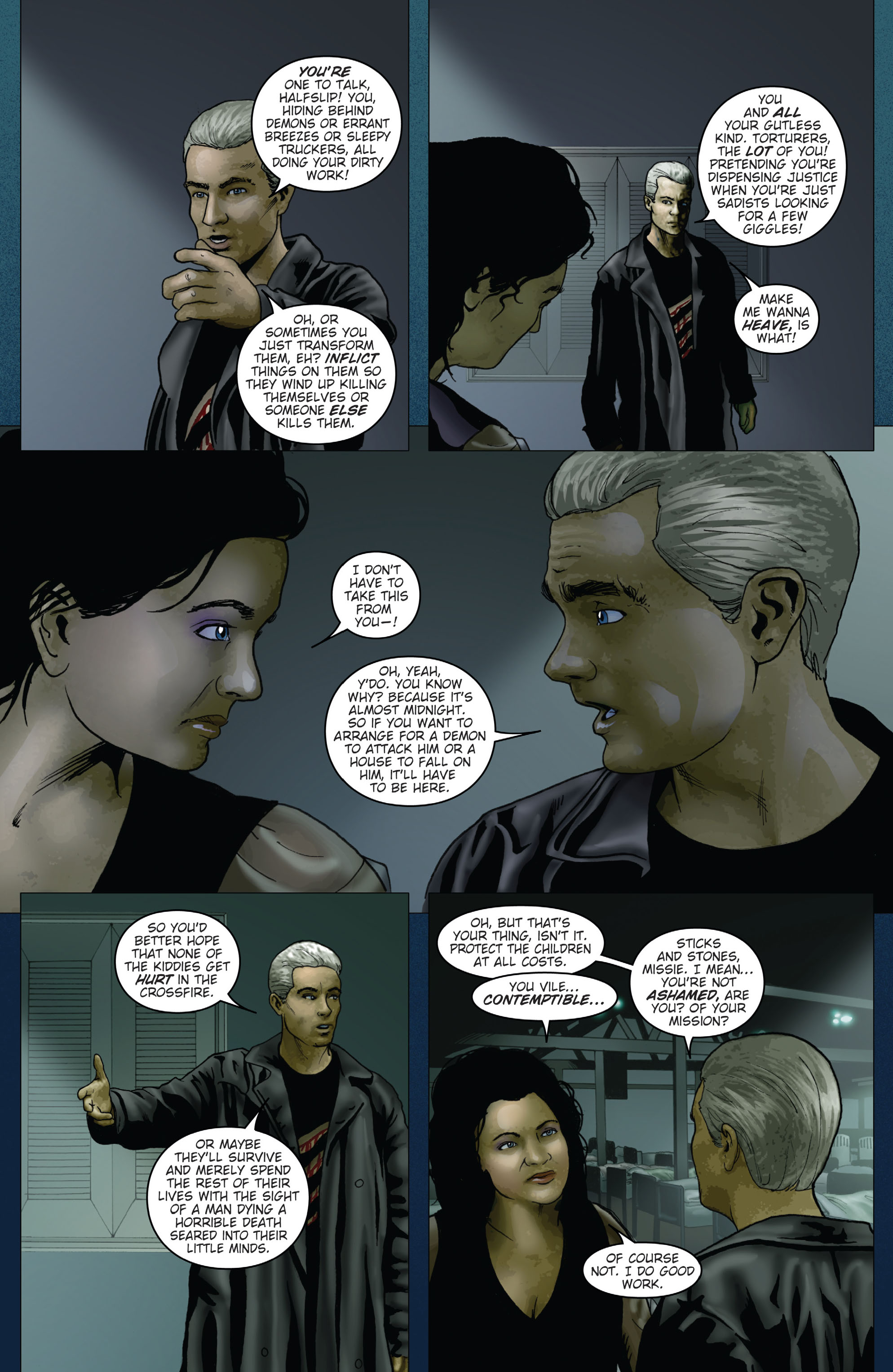 Read online Spike (2006) comic -  Issue # Full - 44