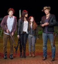 The strange team of Zombieland.