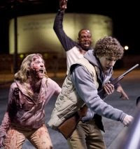 Watch your back in Zombieland!