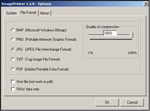 Print to PNG, BMP, JPG, TIFF by virtual printer