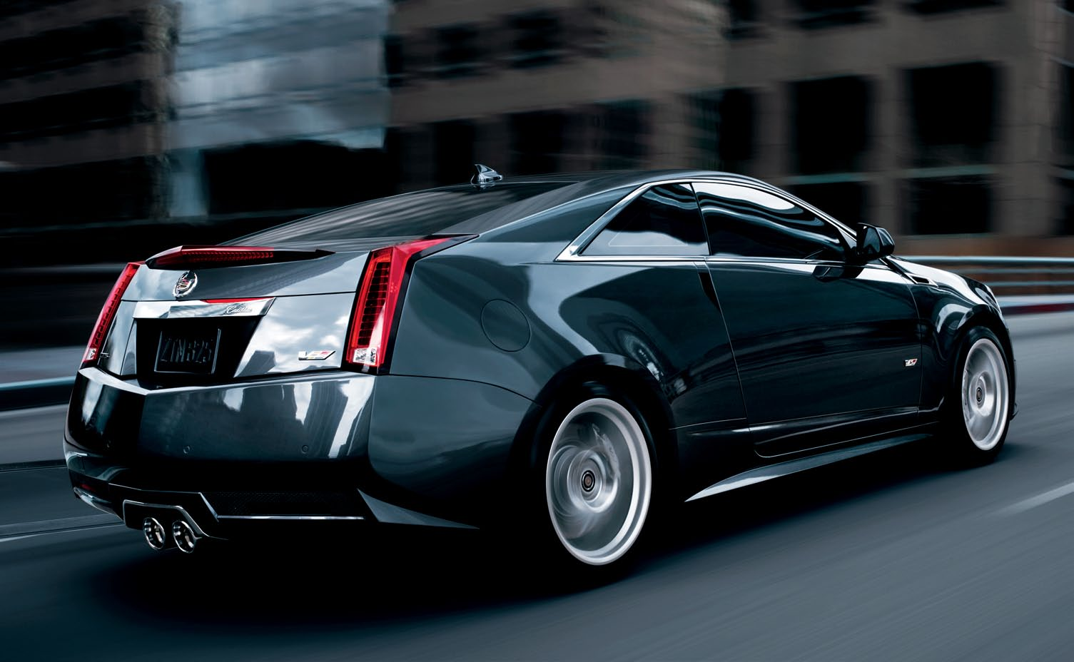 2011 Cadillac Cts Coupe Hot Car Pictures