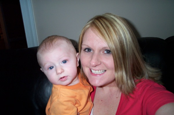 Mommy & Ryan (5 months)