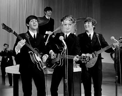 Goya 2.0 fue uno de los Beatles