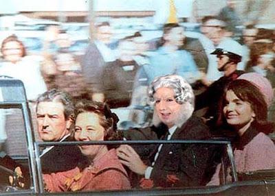 Goya 2.0 en un placentero paseo en coche