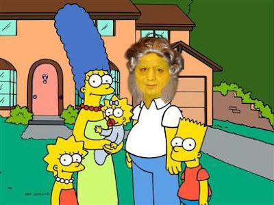 Goya 2.0 es un Simpson