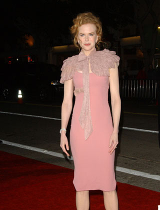 Nicole Kidman Baby News. Red Carpet Mom Nicole Kidman