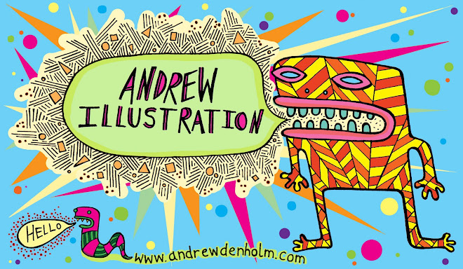 Andrew Illustration