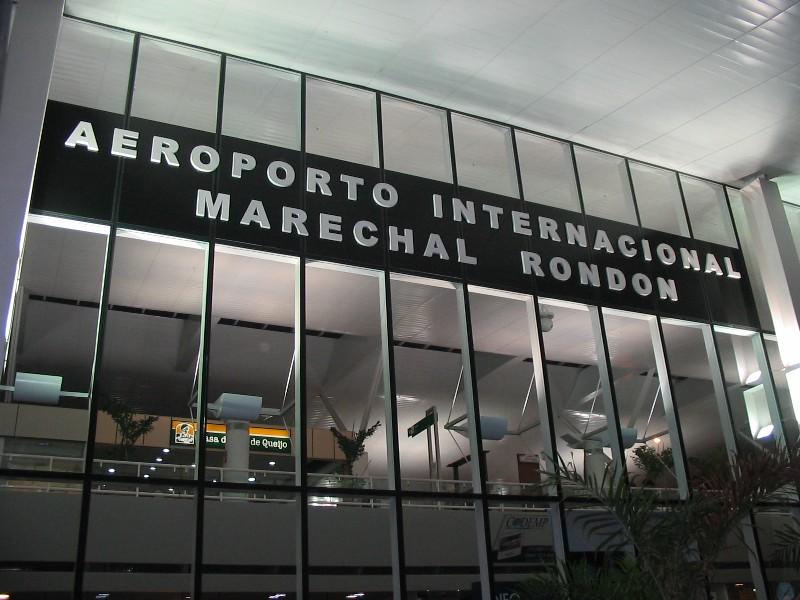 SBCY ONLINE - AEROPORTO INTERNACIONAL DE CUIABÁ