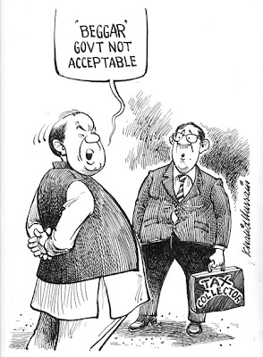 daily newspaper cartoon