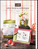 2009/2010 Stampin Up Ideas Catalogue