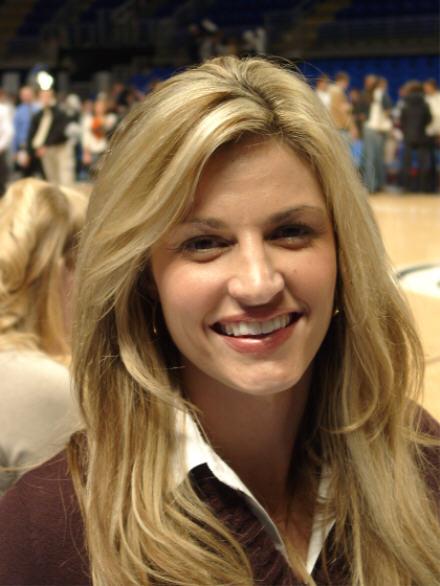 American Sportscaster Erin Andrews
