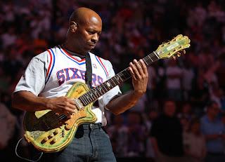 American  guitarist kevin eubanks
