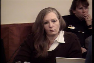 convicted murderer Stacey Castor