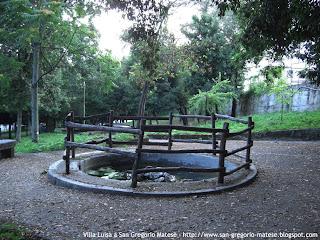 Villa Comunale a San Gregorio Matese