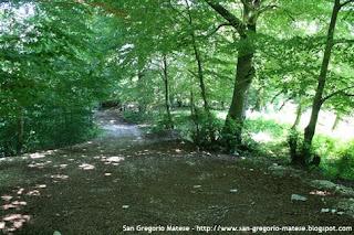 Il Parco dell'Amore a San Gregorio Matese