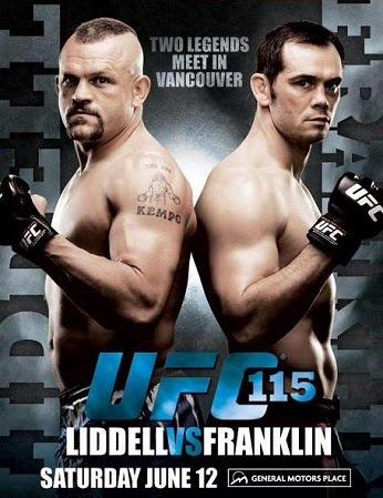 UFC 115: Liddell vs. Franklin