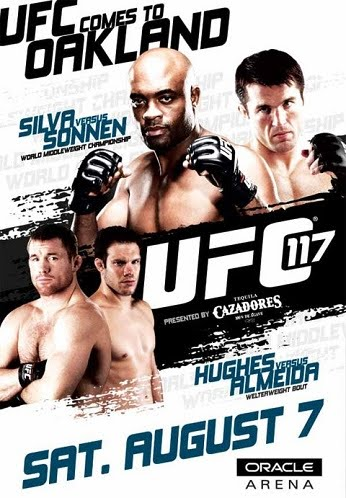 UFC 117: Silva vs. Sonnen