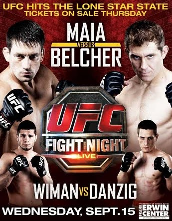 UFC Fight Night: Maia vs. Belcher