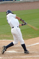 Reid Fronk was 2 for 3 with two RBI's and 2 runs scored in Wednesday's game against Tampa.