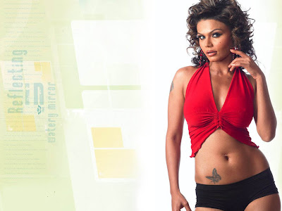 Hot Rakhi Sawant Wallpaper Photos Pics