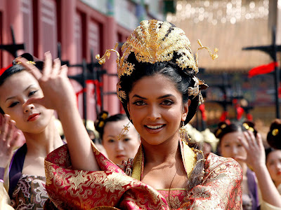 Chandni Chowk To China Deepika Padukone Pics Wallpapers Photos