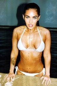 Megan Fox GQ Bikini Pics