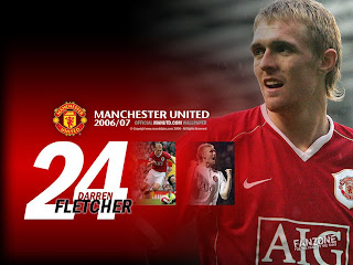Wallpaper Darren Fletcher