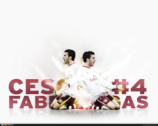 Wallpaper Cesc Fabregas