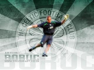 Celtic F.C. Artur Boruc