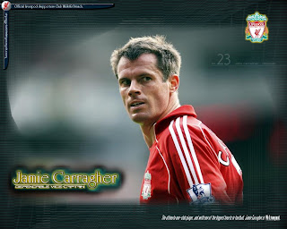 Wallpaper Jamie Carragher