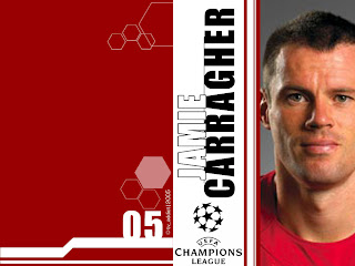 Jamie Carragher Wallpaper
