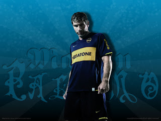 Martin Palermo Wallpaper (Boca Juniors)