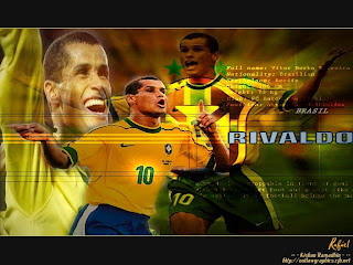 Wallpaper Rivaldo