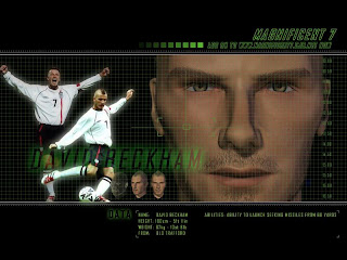 Wallpaper David Beckham