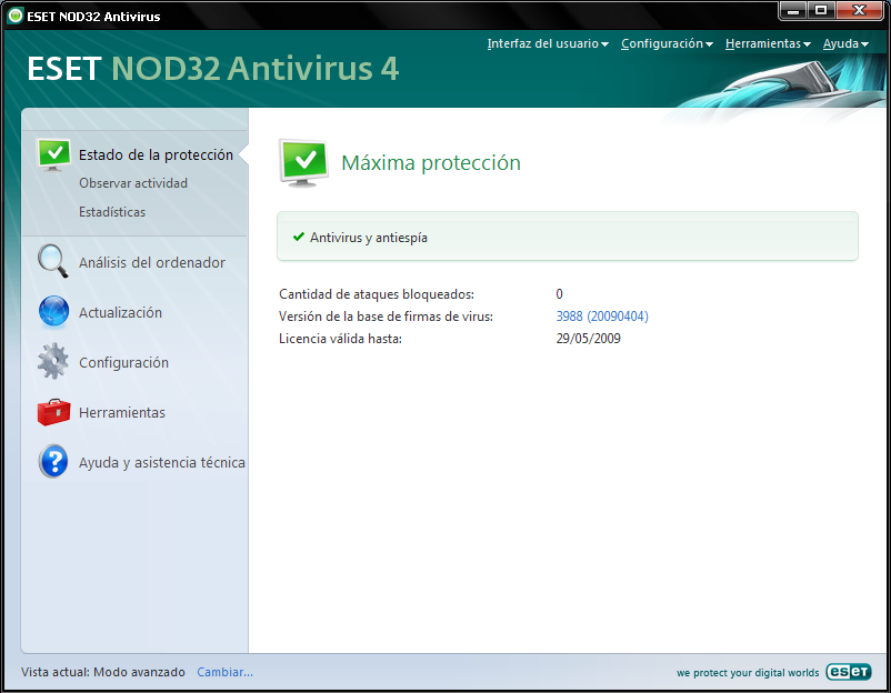 serial nod32 antivirus 4 Crack Serial