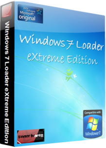 Windows 7 Loader eXtreme Edition v3.010