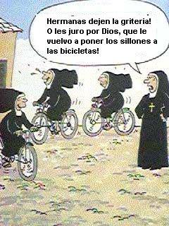El Humor De Julio Monjita Sacrificada