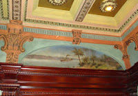 Rhodes Hall coffer