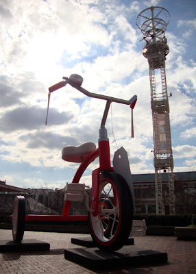 The Giant Tricycle