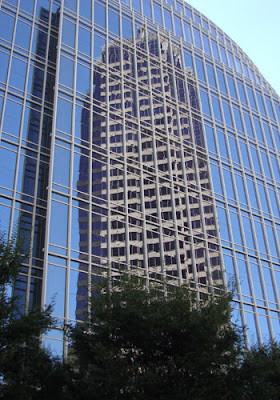 1180 Peachtree reflecting Promenade II