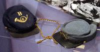 Civil War hats