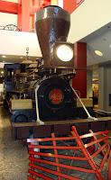 The Texas Locomotive