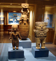Ancient America exhibit