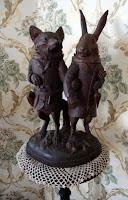 Brer Fox and Brer Rabbit