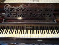 Mrs. Hariss' Piano