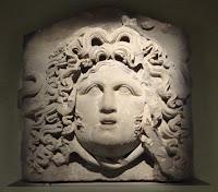 Medusa, a Gorgon