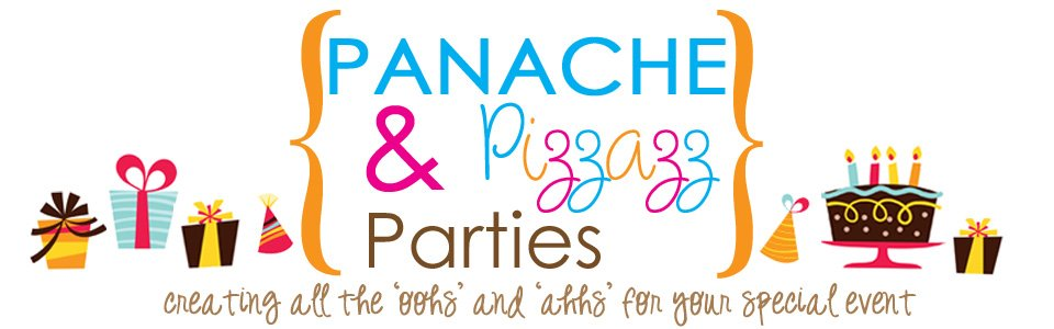 Panache & Pizzazz Parties