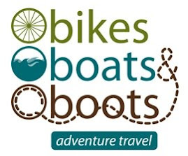 Bikes, Boats, & Boots Adventure Travel