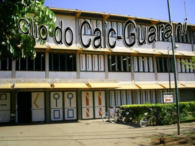 Clio do Caic-Guarani