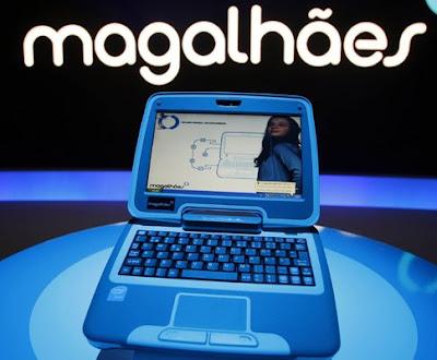 Microsoft Promove Webcasts Sobre o Magalhães Magalh%C3%A3es